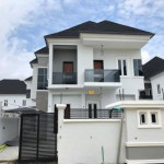4 bedroom detached duplex for sale Chevron, Close Proximity To Jakande Shopride, Lekki Roundabout, Vgc And Many Classic Environment Where Lagos Big Men Reside., Lekki, Lagos