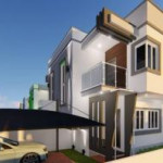 2 bedroom semi-detached duplex for sale Berger, Arepo, Ogun