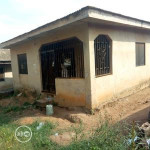 A Bungalow With 4bedroom Flat, 3 Bedroom Flat, And A Mini Flat