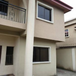 1 bedroom self contained (single rooms) for rent Lewis Street (comes With Inverter), Thomas Estate, Ajah, Lagos