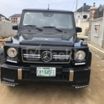 2005 Mercedes-Benz G-Class for Sale at ?7,000,000