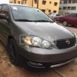 2006 Toyota Corolla for Sale at ?2,100,000