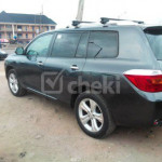 2010 Toyota Highlander for Sale at ?7,000,000