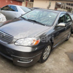 2006 Toyota Corolla for Sale at ?1,900,000