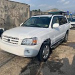2005 Toyota Highlander for Sale at ?2,800,000