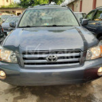 2005 Toyota Highlander for Sale at ?3,100,000