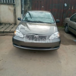2006 Toyota Corolla for Sale at ?1,850,000