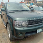 2010 Land Rover Range Rover Sport for Sale at ?5,000,000