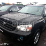 2005 Toyota Highlander for Sale at ?3,300,000