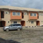 3 bedroom terraced duplex for sale Asolo, Mowe, Obafemi Owode, Ogun