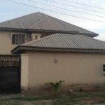 13 bedroom terraced duplex for sale Valley View Estate, Olu-odo, Off Ebute-igbogbo Road, Ebute, Ikorodu, Lagos