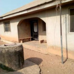 4 bedroom detached bungalow for sale Apapa Estate Moniya Ibadan, Ibadan, Oyo
