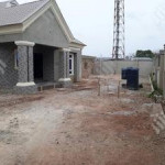 New Built 4 Bedroom Bungalow At Alabameta Area Osogbo