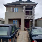 3 bedroom detached duplex for sale Osenatu Ilo, Alimosho, Lagos