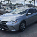 2016 Toyota Camry Xse/Xle