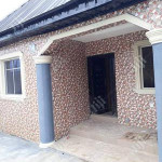 A Brand New Bungalow ,Of 3 No's Of 2bedroom Flat,All Round Tiles .