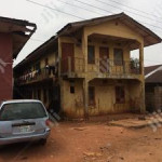 """100"""" By 100"""" With 2 Duplexes And A Bungalow At Benin City For Sale"""