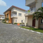 4 bedroom semi-detached duplex for sale North Pointe Estate, Along Chevron Drive, Close To, Chevy View Estate, Lekki, Lagos