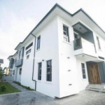 4 bedroom detached duplex for sale Royal Garden Estate, Ilaje, Ajah, Lagos