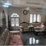3 Bedroom Duplex Furnished & Serviced Apartment At Ibadan