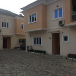 1 bedroom self contained (single rooms) for rent Beside Dominos Pizza, Agungi, Lekki, Lagos