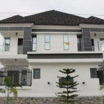 4 bedroom semi-detached duplex for sale Chevy View Estate, Lekki, Lagos