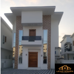 5 bedroom detached duplex for sale Osapa, Lekki, Lagos