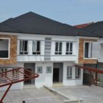 4 bedroom terraced duplex for sale Osapa, Lekki, Lagos
